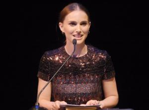 Natalie Portman graduou-se em Psicologia pela Universidade de Harvard, em 2003.