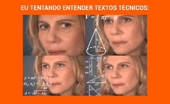 como estudar texto técnico